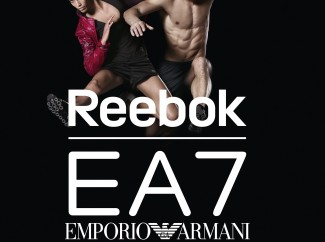 Reebok on an activewear apparel collection under the name EA7 Reebok