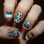 jorika nail art nails tribal Favim.com 212414 150x150 Dating Diary: Extreme Beauty And Grooming Trends Gone Bad