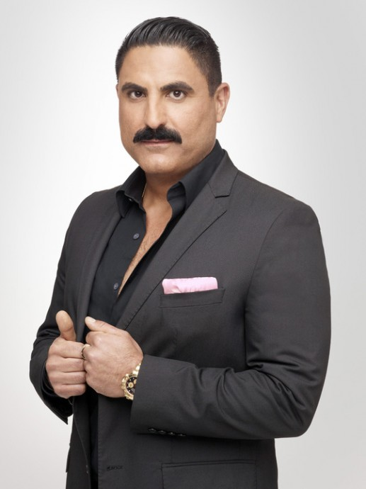 Reza Shahs Of Sunset Young