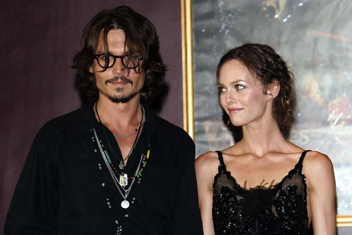 If They Can T Last No One Can Johnny Depp Amp Vanessa Paradis Confirm Split Stylecaster