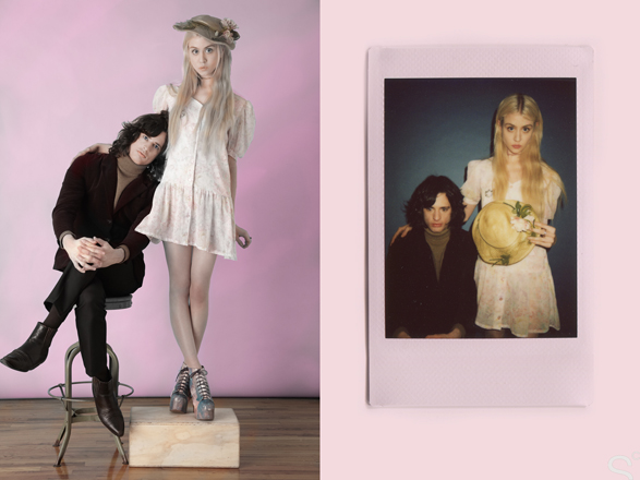 Zachary Chick and Allison Harvard